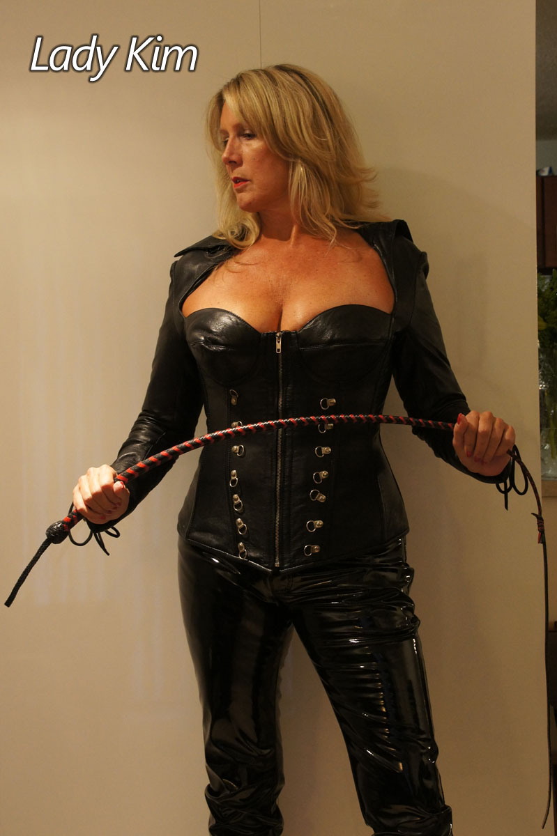 learn to be a dominatrix